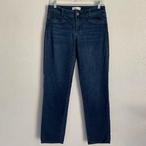 J. Jill | Slim boyfreind straight leg jeans 2